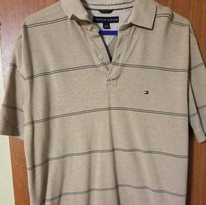 Mens Tommy Hilfiger polo style short sleeve